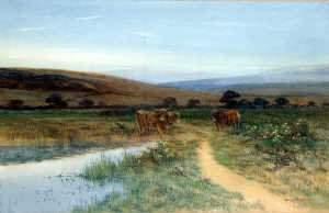 George Oysten (exh.1891 - 1897), Landscap