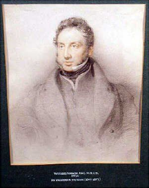 Frederick Tatham (1805 - 1873), Portrait