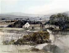 Michael Morgan, Dorset Farmhouse waterco