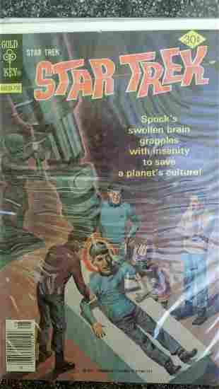 Star Trek - Gold Key 30cent