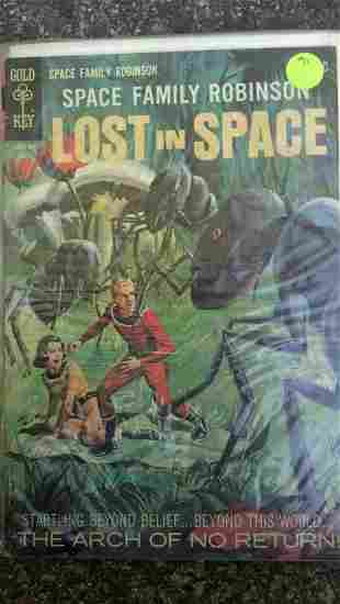 Space Family Robinson - Lost in Space #33