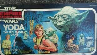 Star Wars - Yoda's Jedi Masters Board Game