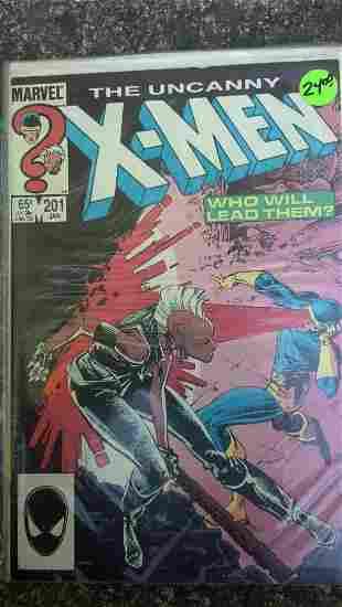 The Uncanny X-Men #202