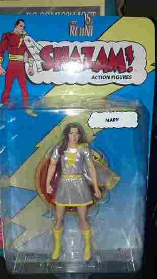 Vintage Shazam Action Figure - Mary