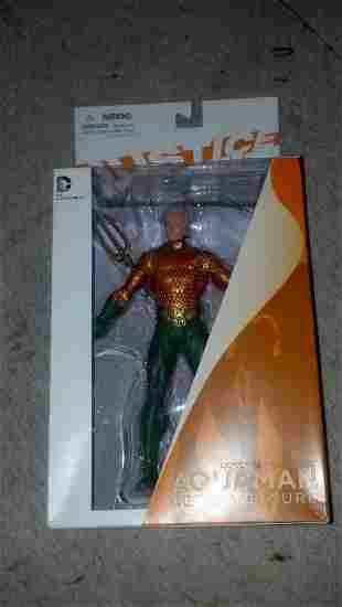DC Collectibles Justice League Aquaman Action Figure