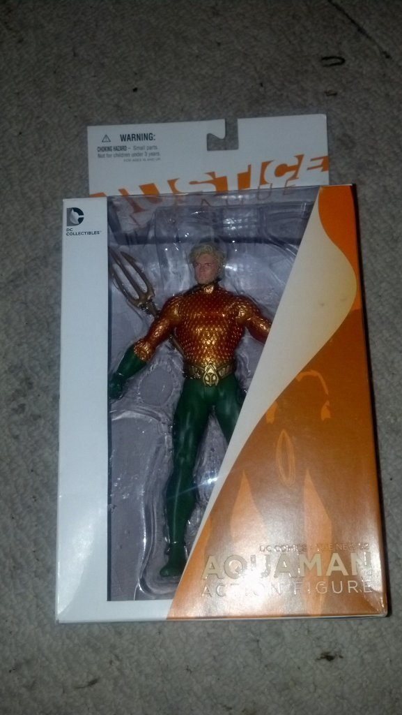 DC Collectibles Justice League Aquaman Action Figure