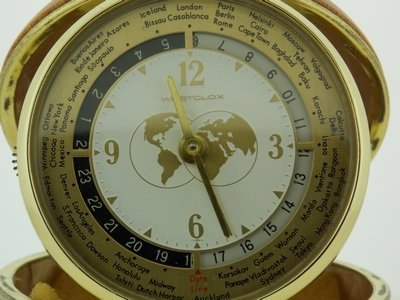 Westclox World Clock
