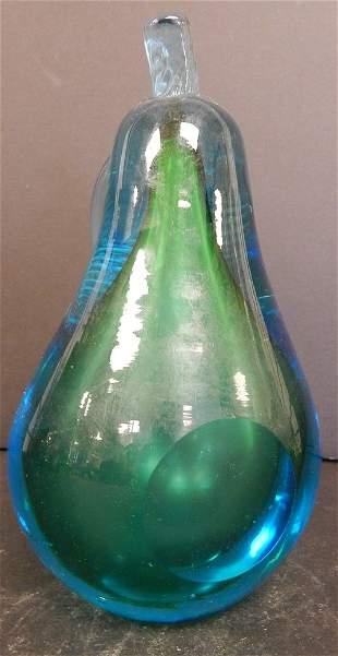 MURANO GLASS PEAR