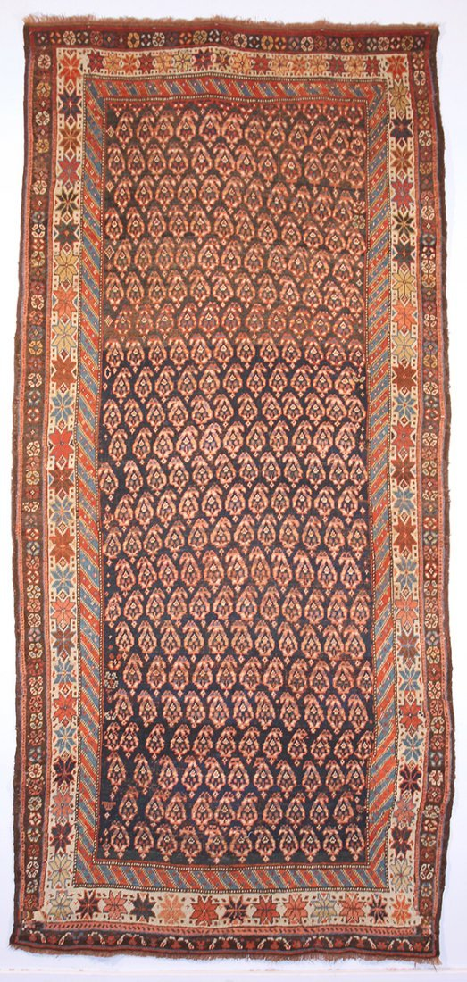 South Persian Luri Long Rug