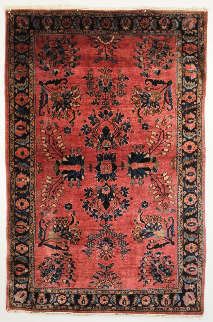 Persian Mahajaran Saruk Rug