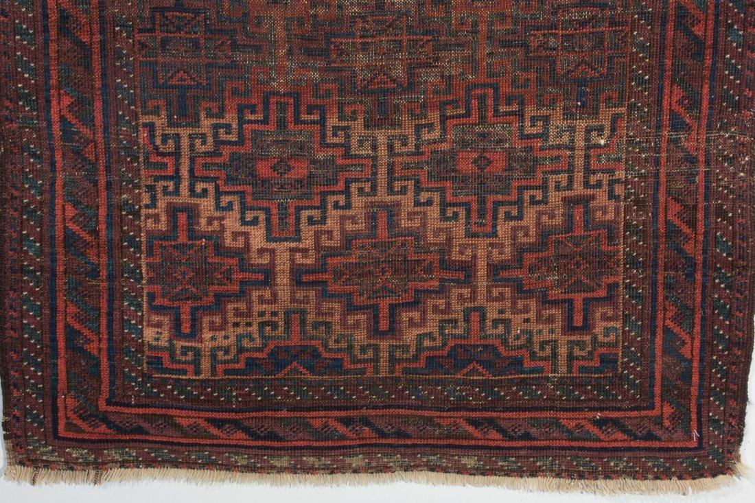 Persian Baluch Rug - 3