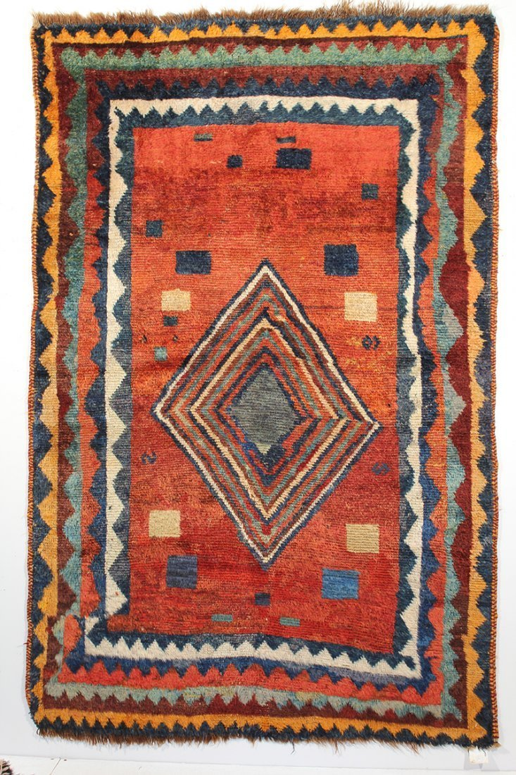 South Persian Gabbeh Rug