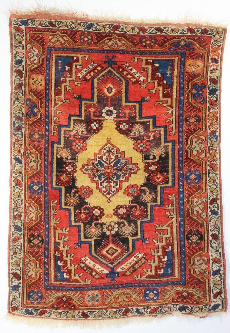Anatolian Dazgiri Rug