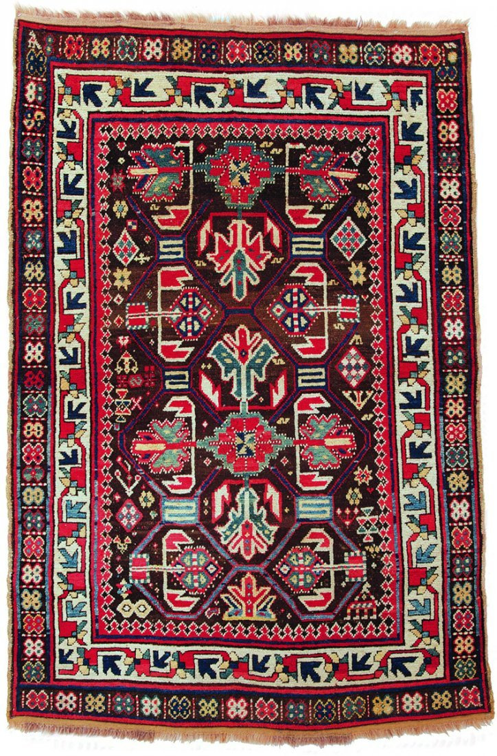 Caucasian Gendje Carpet