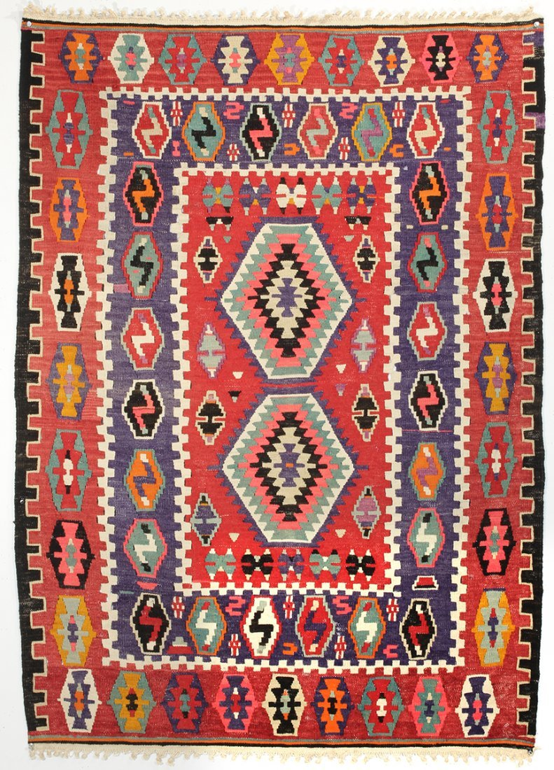 Turkish Anatolian Kilim