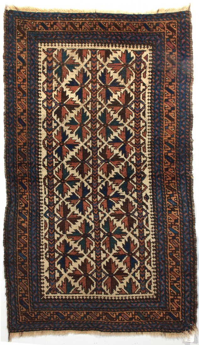 Baluch Tree of Life Rug