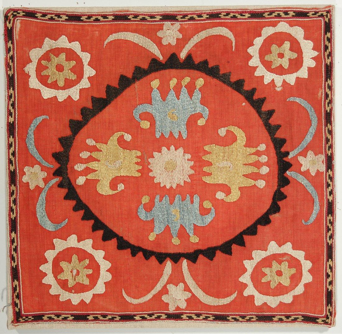 ilk Uzbek Mounted Embroidery