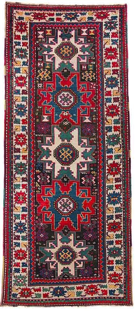 Shirvan Star Lesghi Rug