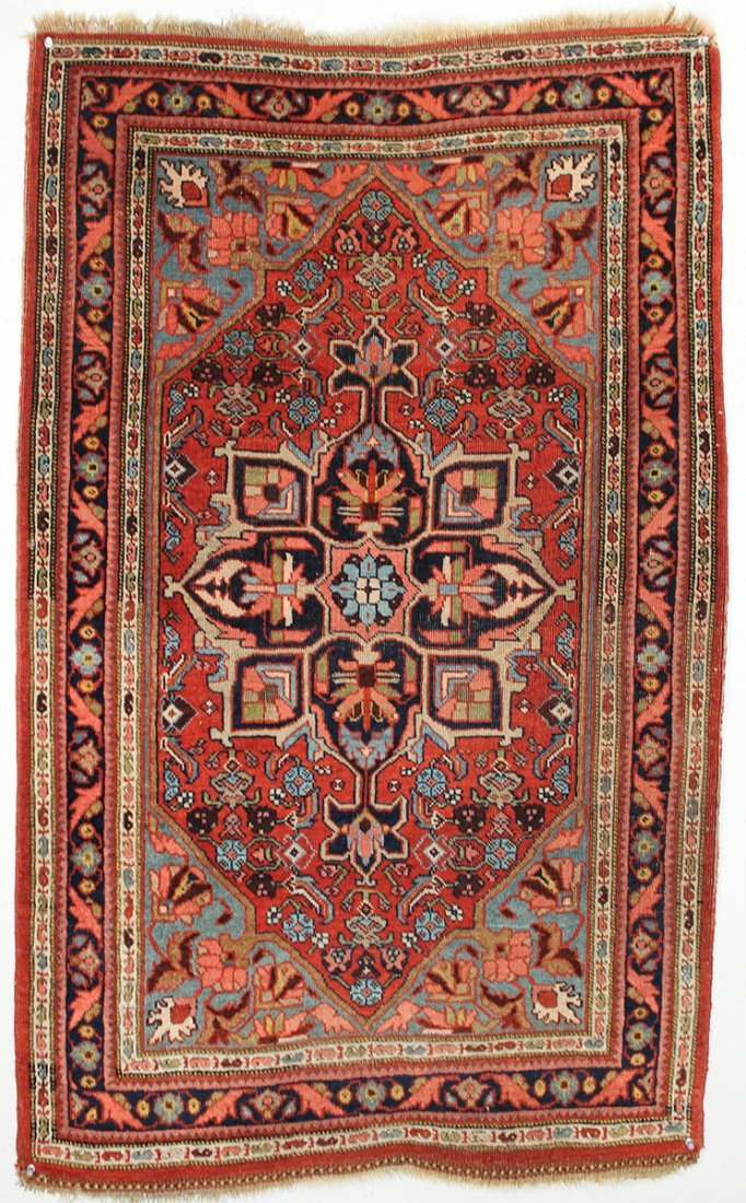 Bijar Small Rug