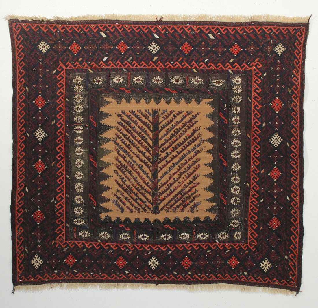 Timuri Baluch Tree of Life Rug