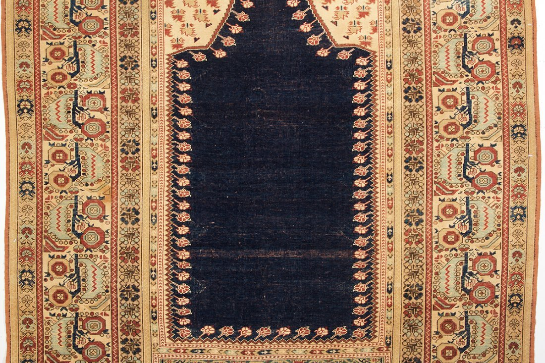 Anatolian Gurdiz Prayer Rug - 2
