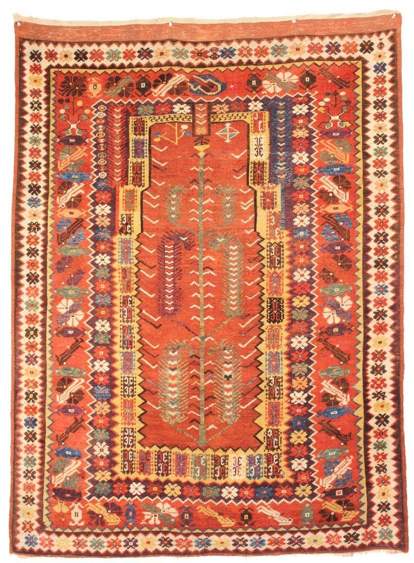 Anatolian Milas Rug