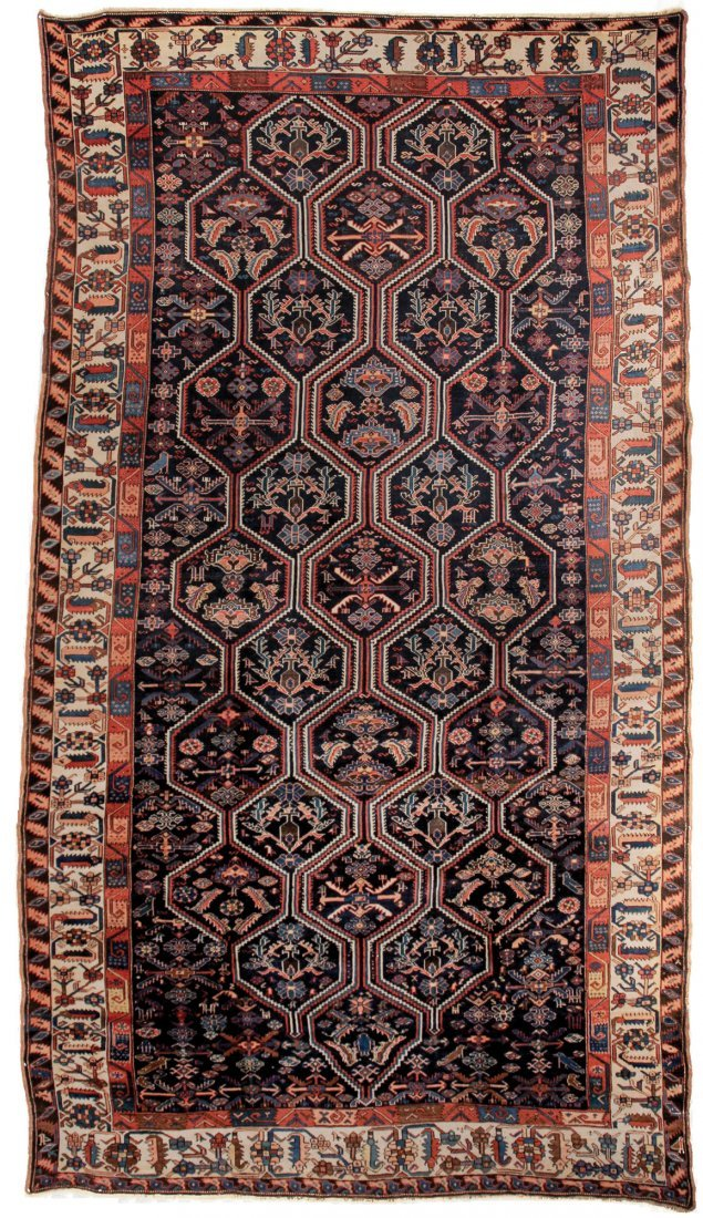 Bakhtiari Kelley Carpet