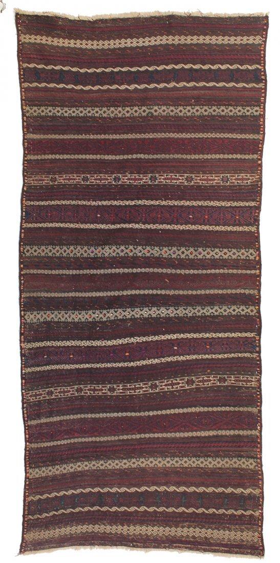 Timuri Baluch Kilim Long Rug