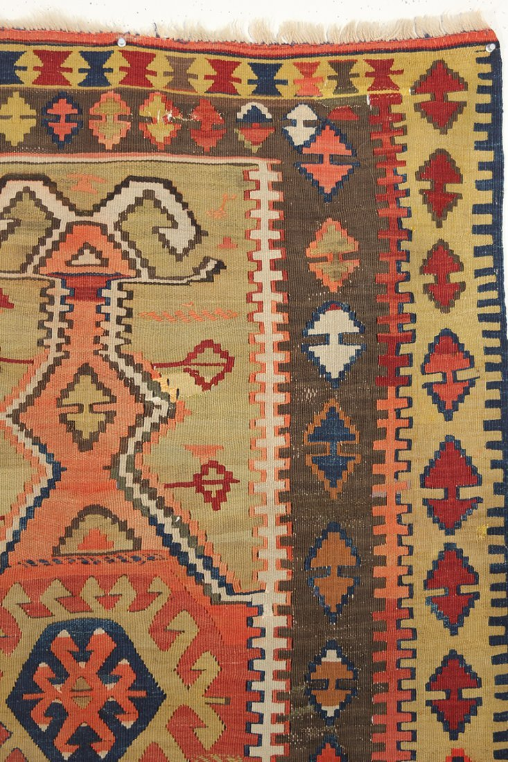 Anatolian Obruk Prayer Rug - 3