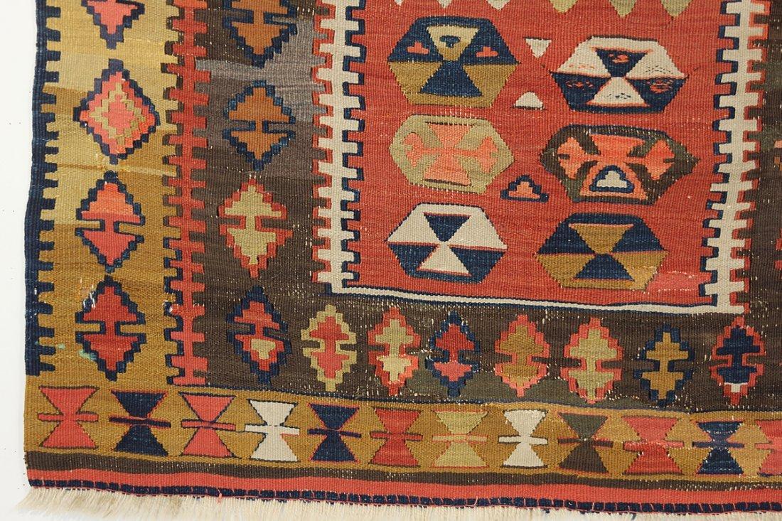 Anatolian Obruk Prayer Rug - 4