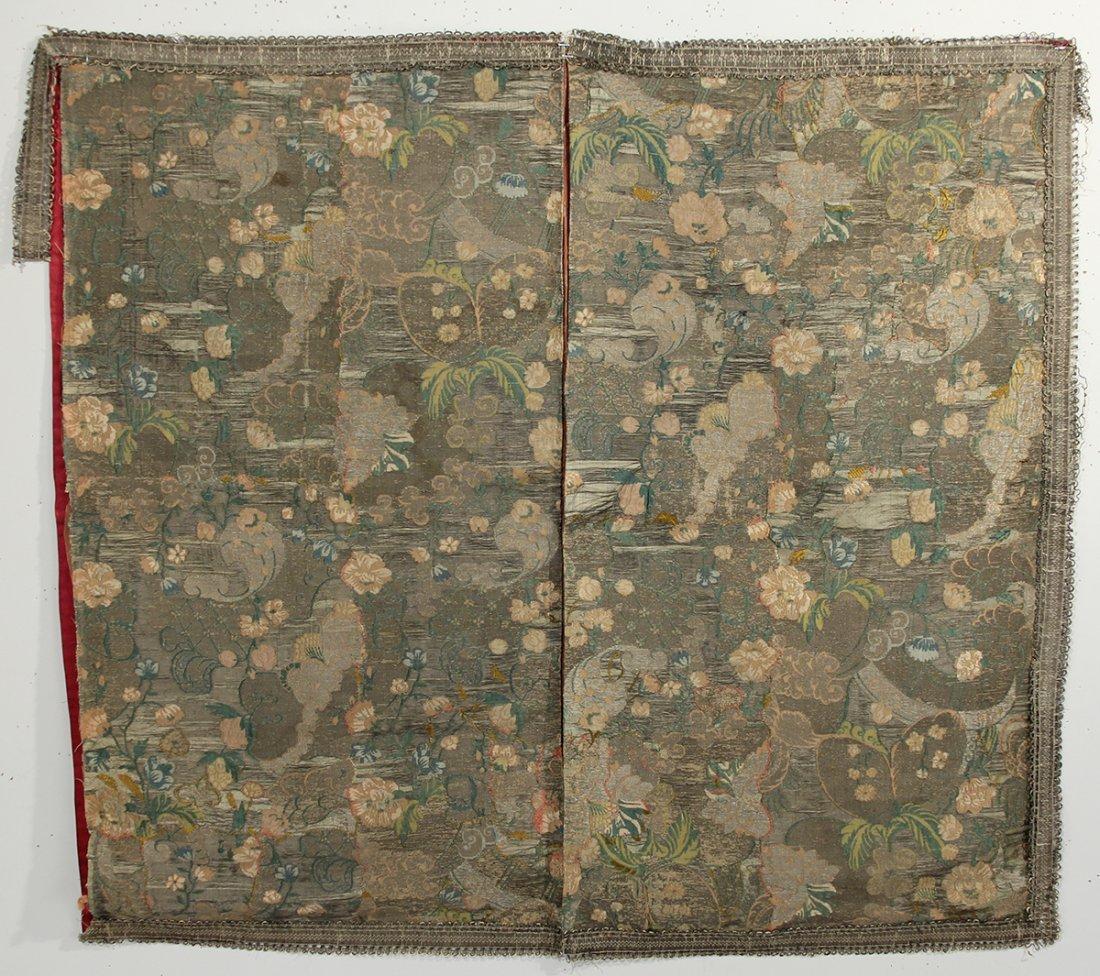 Silk Ottoman Textile