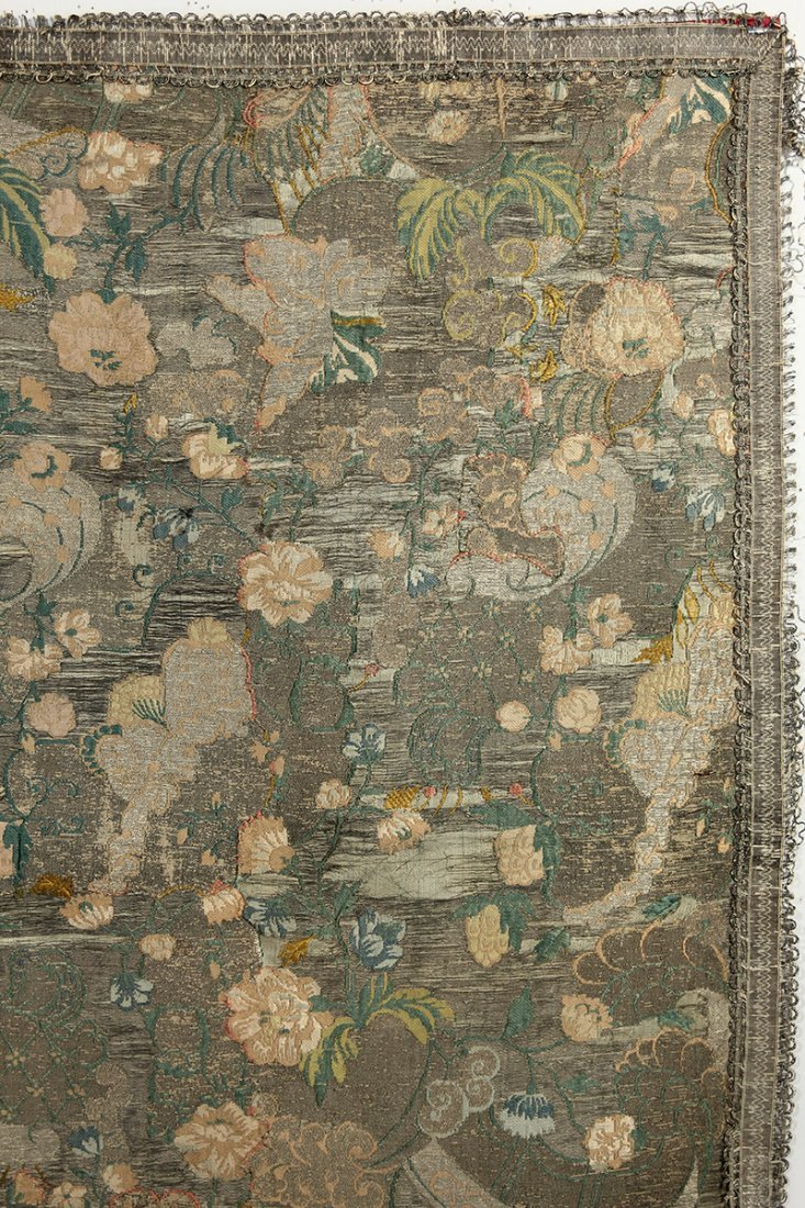Silk Ottoman Textile - 3