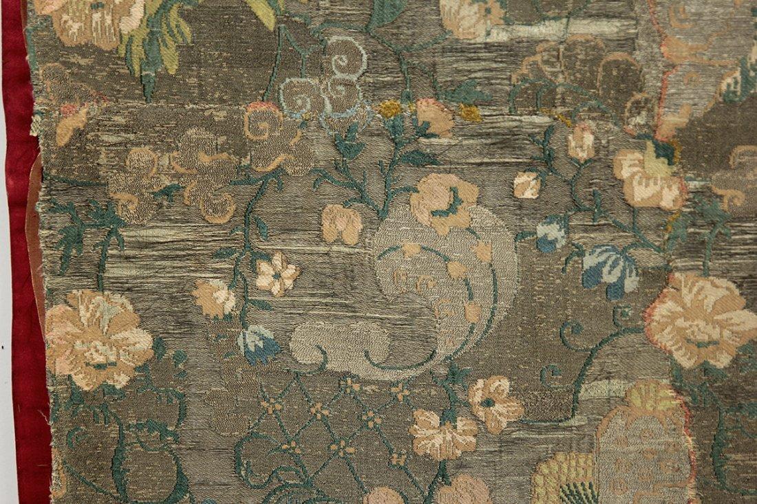 Silk Ottoman Textile - 4