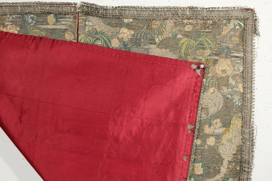 Silk Ottoman Textile - 5