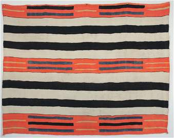 2nd Phase Navajo Chief Blanket