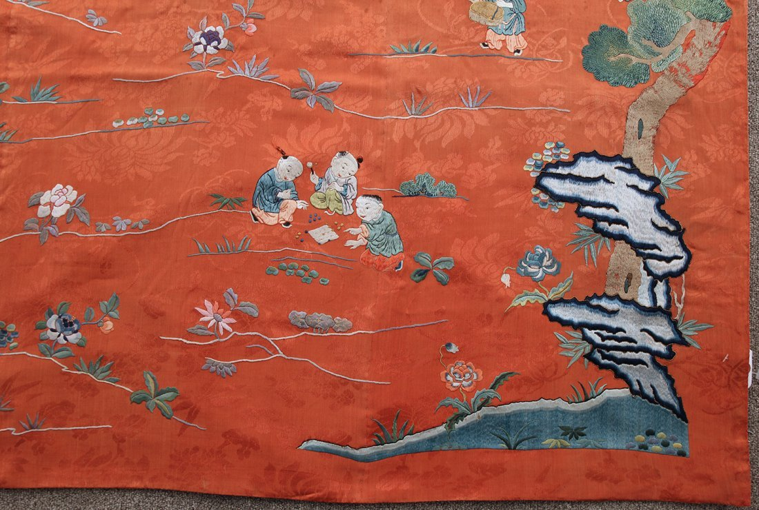 Chinese Silk Embroidery - 2