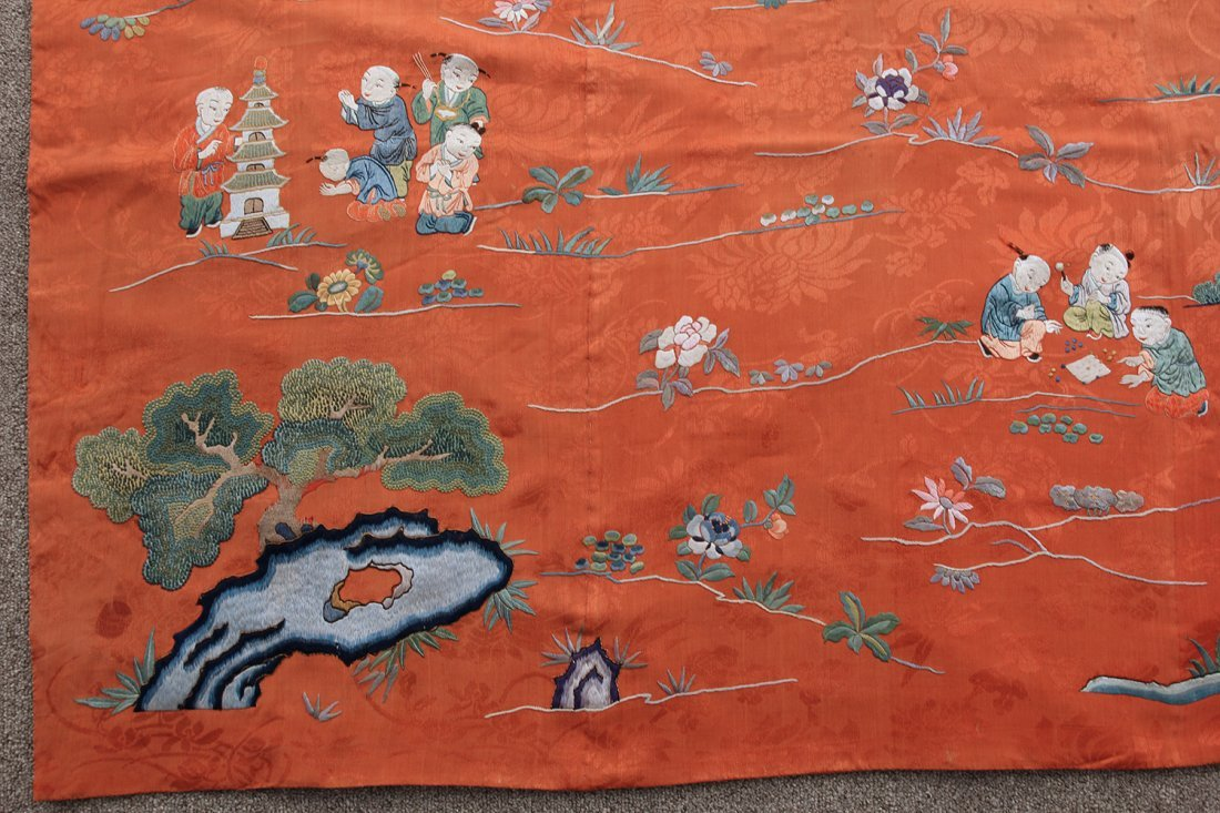 Chinese Silk Embroidery - 3