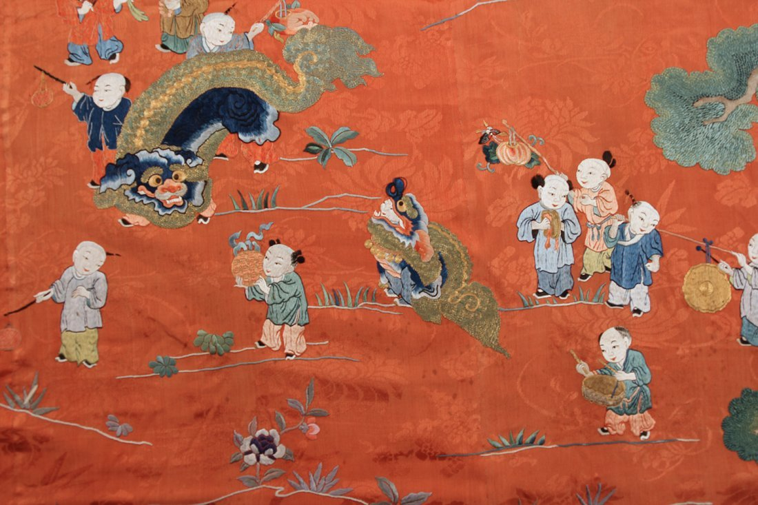 Chinese Silk Embroidery - 4
