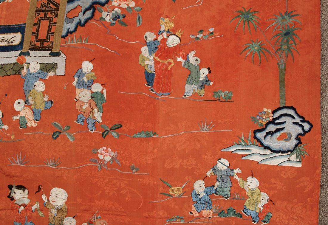 Chinese Silk Embroidery - 6