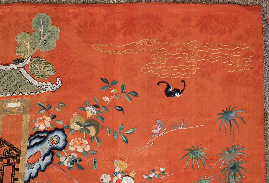 Chinese Silk Embroidery - 7