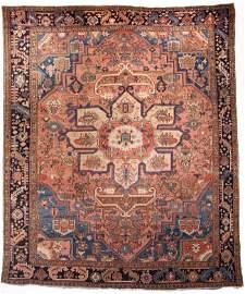 Persian Serapi Heriz Rug