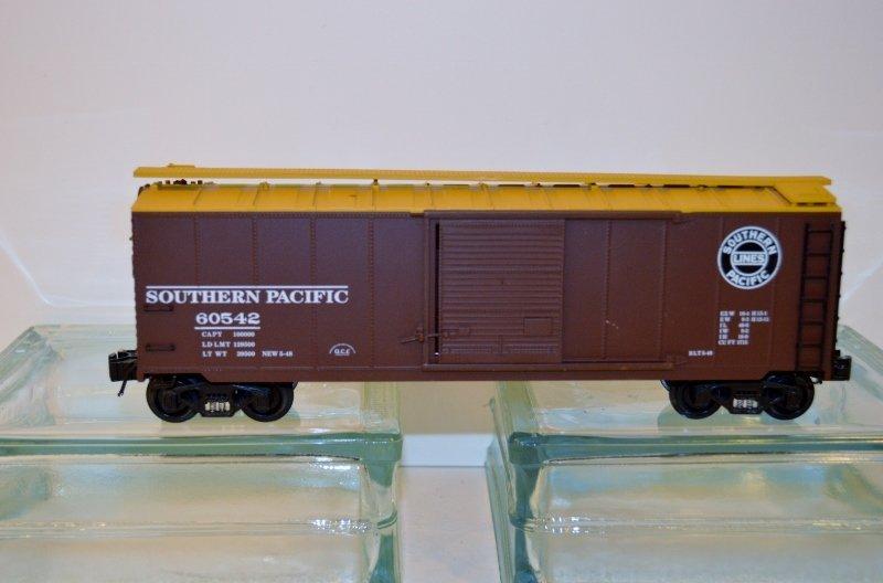 LIONEL O SCALE TRAIN 60542 Southern Pacific Car