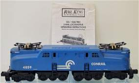 Railking 30-2516-1 Conrail GG-1 Electric Engine -O31 Gr