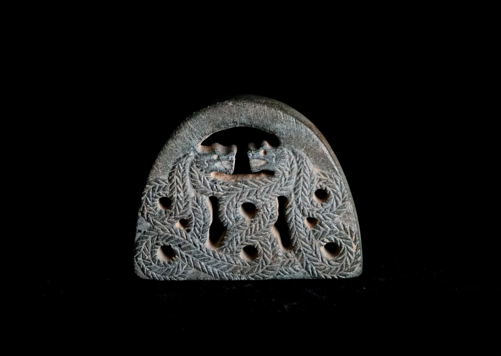 A very Nice and Rare Bactrian / Near Eastern Openwork