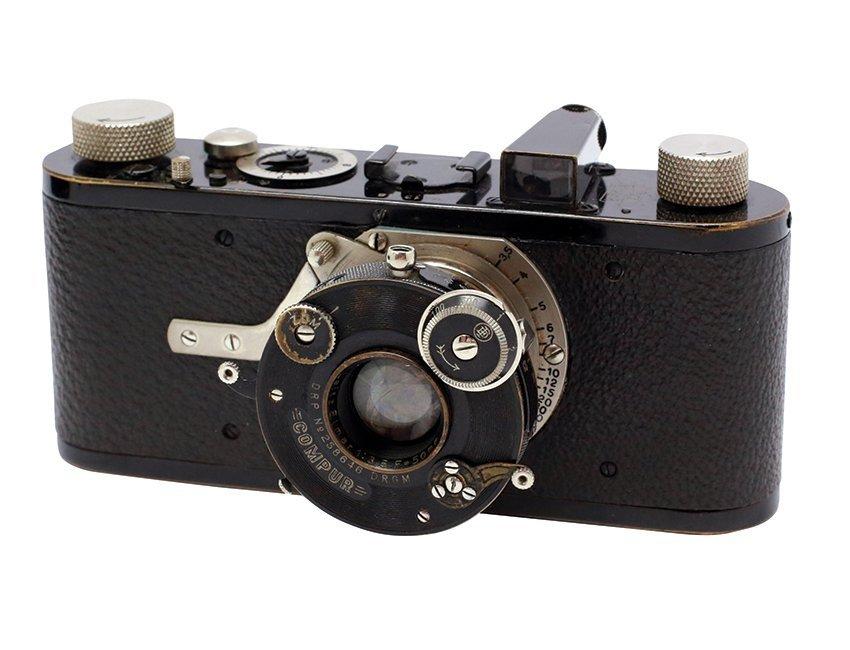 I Mod. B Dial-Set Compur, Serial no. 13118