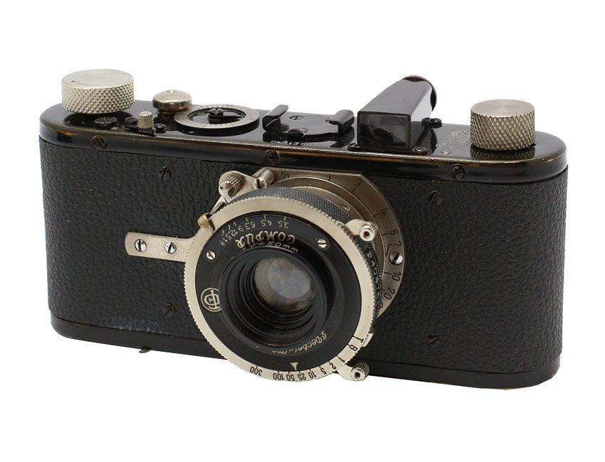 I Mod. B Rim Set Compur, Serial no. 21640