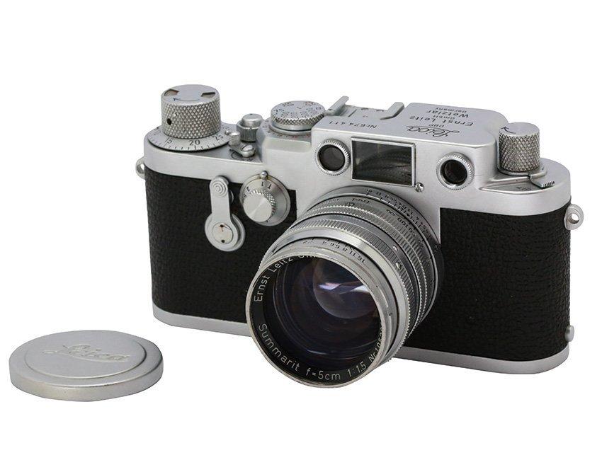 IIIf/ IIIg Chrome Prototype, Serial no. 674411