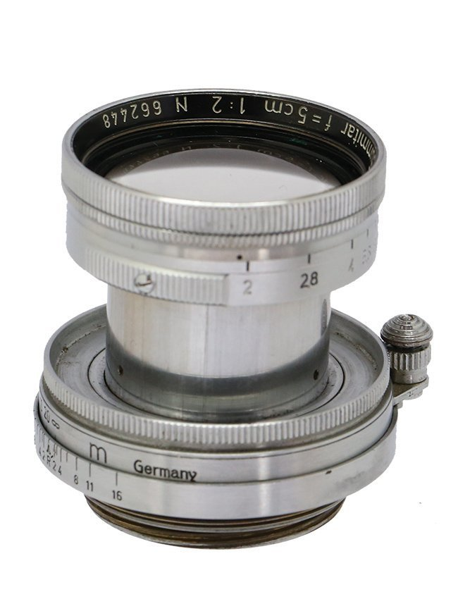 Summitar SM 2/5cm, Serial no. N662448