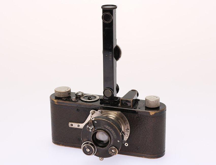 I Mod.B Dial Set Compur Black Paint #6045