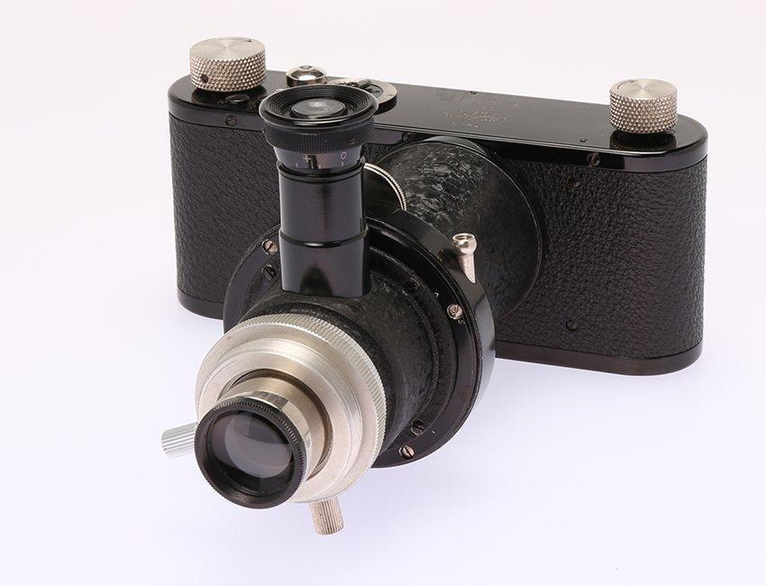 I Mifilmca 1/3x with 10x Lens Dial Set Black Paint